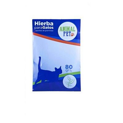 Hierba Gatera Lista para Usar Animal Pet